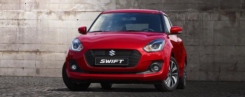 Suzuki Launches New Swift Compact Car