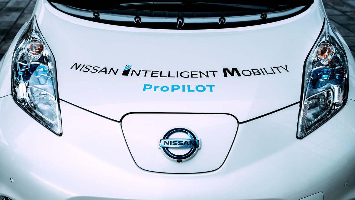 Nissan shares vision of autonomous vehicles with lawmakers in the U.S.