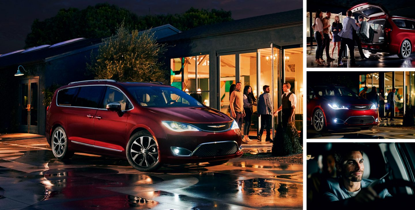 Minivan Monday: 2017 Chrysler Pacifica lightens up