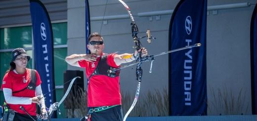 Sponsorship on target: Hyundai Archery World Cup 2017