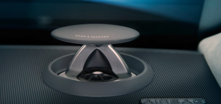 The fascination of pure music: 3D sound in the new Audi A8 by The Bang & Olufsen