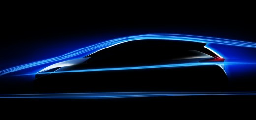 The new Nissan LEAF will feature improved aerodynamic design