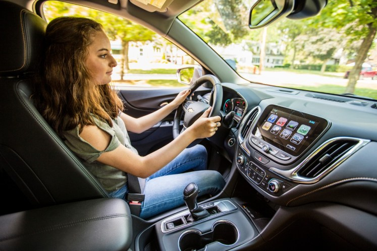 Chevrolet Offers Worried Parents Free Onstar Family Link