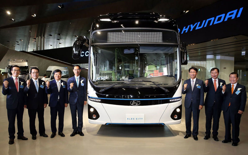 Hyundai's Elec City: the future of public transportation?