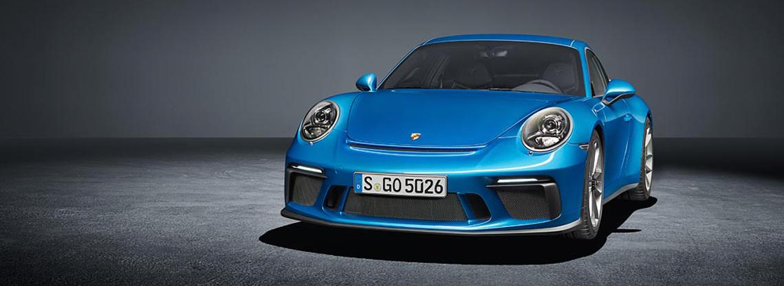 Porsche 911 GT3 with Touring Package celebrates its world premiere in Frankfurt