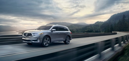 2018 Acura MDX Brings Updated Tech and Sporty Colors; A Perennial Best-Seller Gets Even Stronger