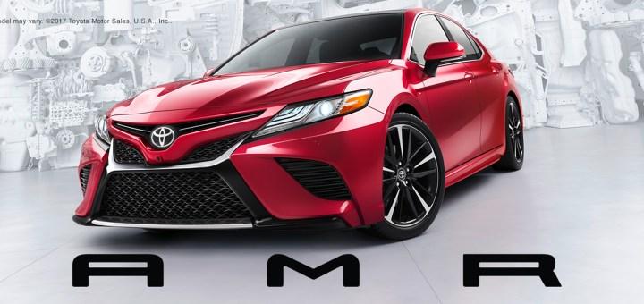 All-New Toyota Camry Ignites the Senses