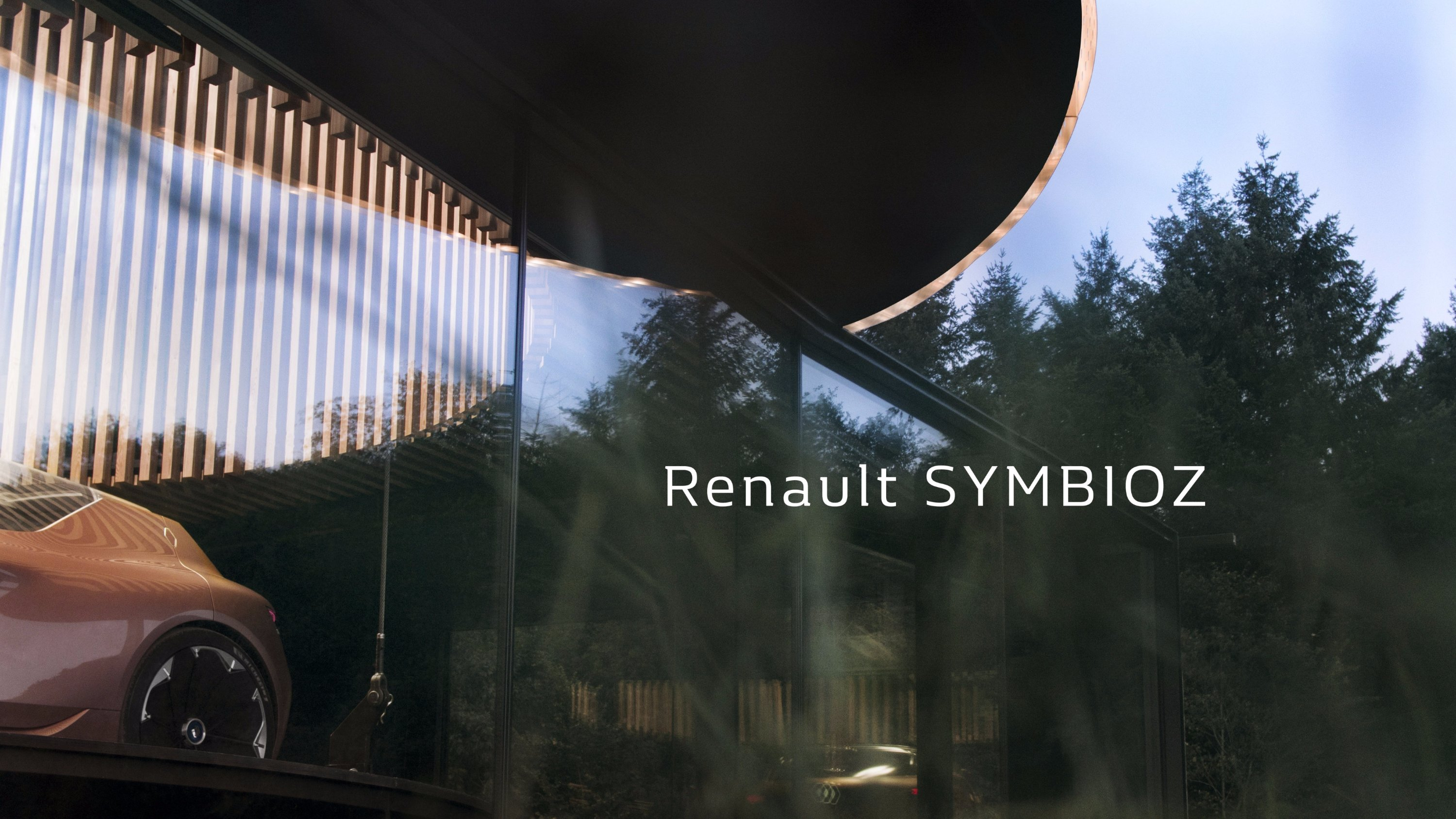 Renault SYMBIOZ: the vision of the future of mobility