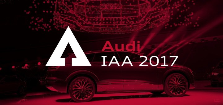 Save the date: Live streaming of the Audi Press Conference at the 2017 IAA
