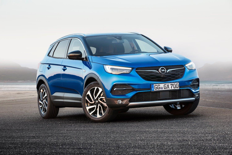 Euro NCAP Five-Star Rating for New Opel Grandland X