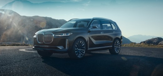 BMW Concept X7 iPerformance. A new dimension in spaciousness