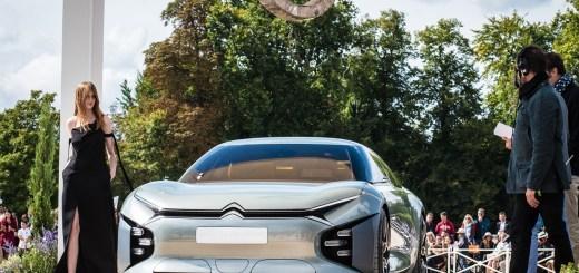 Chantilly Arts & Elegance Richard Mille 2017: Citroën CXPERIENCE CONCEPT Scoops Award