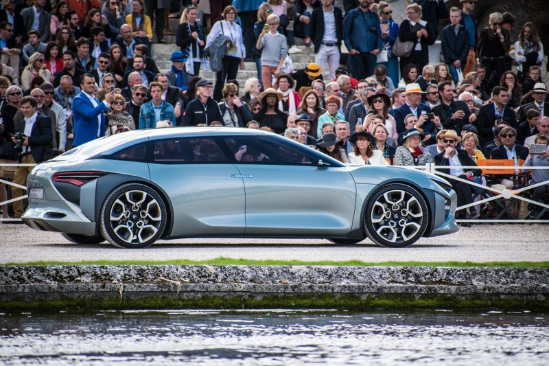 Chantilly Arts & Elegance Richard Mille 2017: Citroën CXPERIENCE CONCEPT Scoops Award