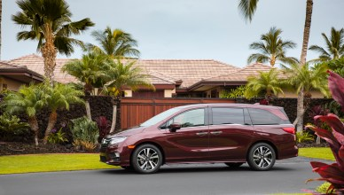 "2018 Honda Odyssey CabinWatch™ Wins ""2017 Best of What's New"" Award From Popular Science Magazine"