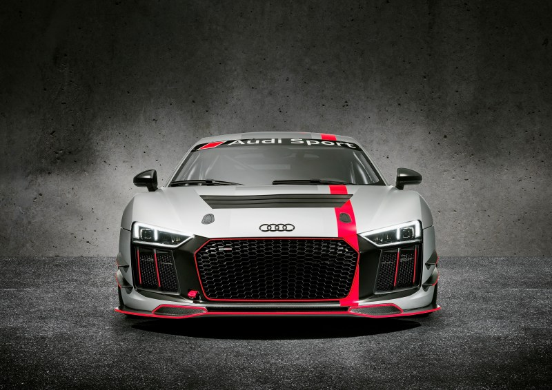 Audi R8 LMS GT4 goes on sale