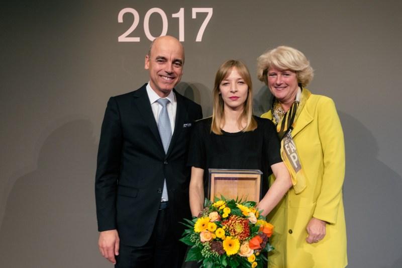 Agnieszka Polska wins the Preis der Nationalgalerie 2017 – Sandra Wollner awarded for the Förderpreis für Filmkunst. BMW as exclusive partner.
