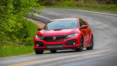 Radical and Rapid 2018 Honda Civic Type R Goes On Sale