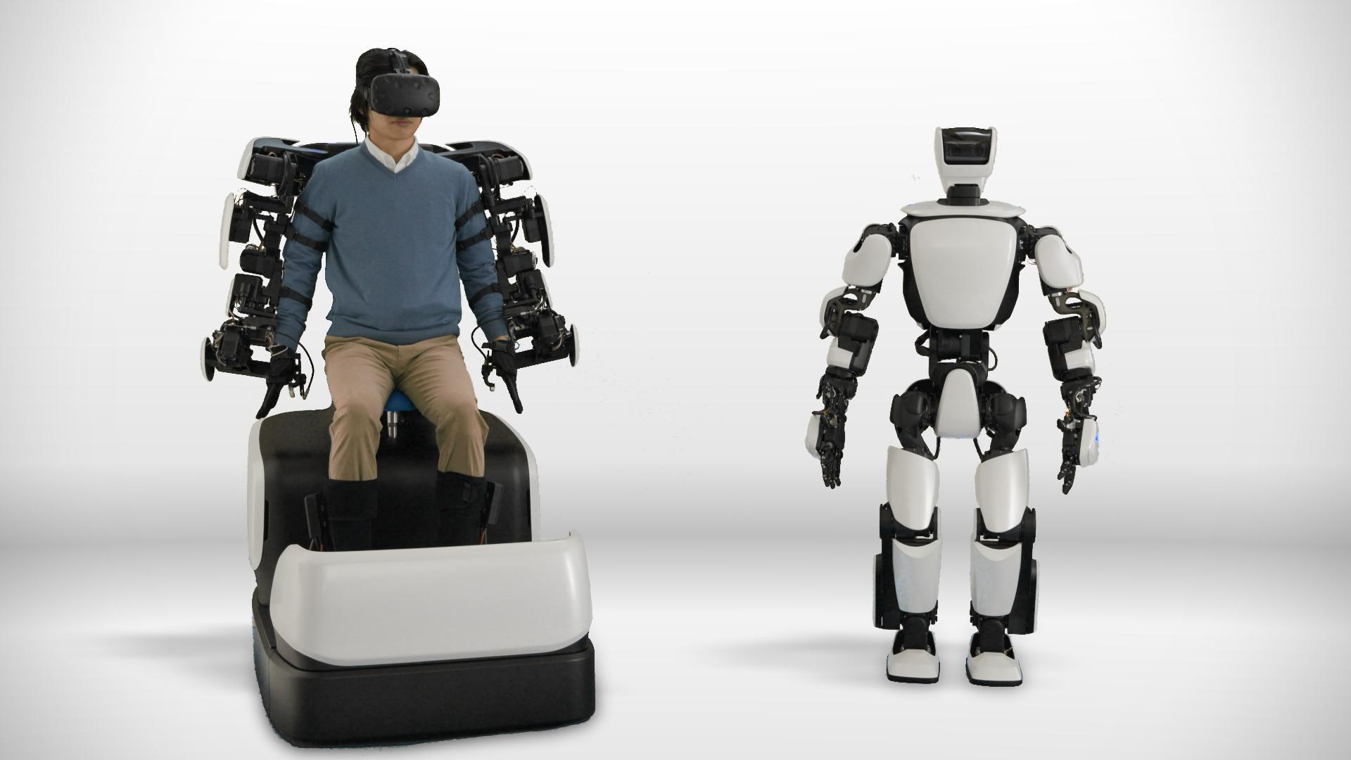 Toyota Unveils Third Generation Humanoid Robot T-HR3