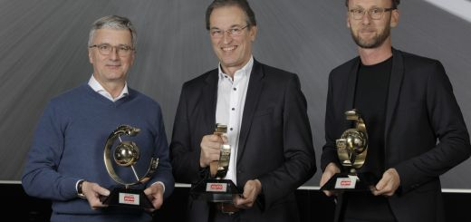 """""""Auto Trophy 2017"""": three first places for Audi"""