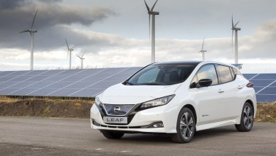 Nissan LEAF named 'Best Electric Car' at 2018 What Car? Awards