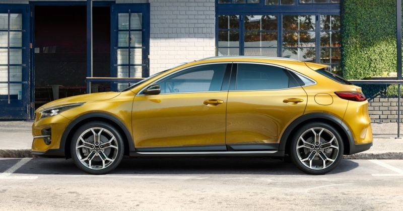 NEW KIA XCEED CROSSOVER TO OFFER A STYLISH, EXPRESSIVE ALTERNATIVE TO TRADITIONAL SUVS