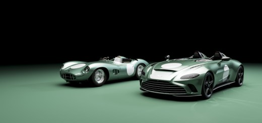 V12 Speedster's Thrilling New Optional Bespoke Specification Limited Edition Revealed By Aston Martin