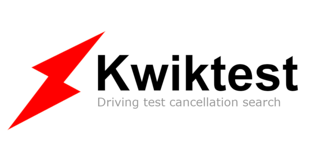 kwiktest.co.uk driving test cancellation search