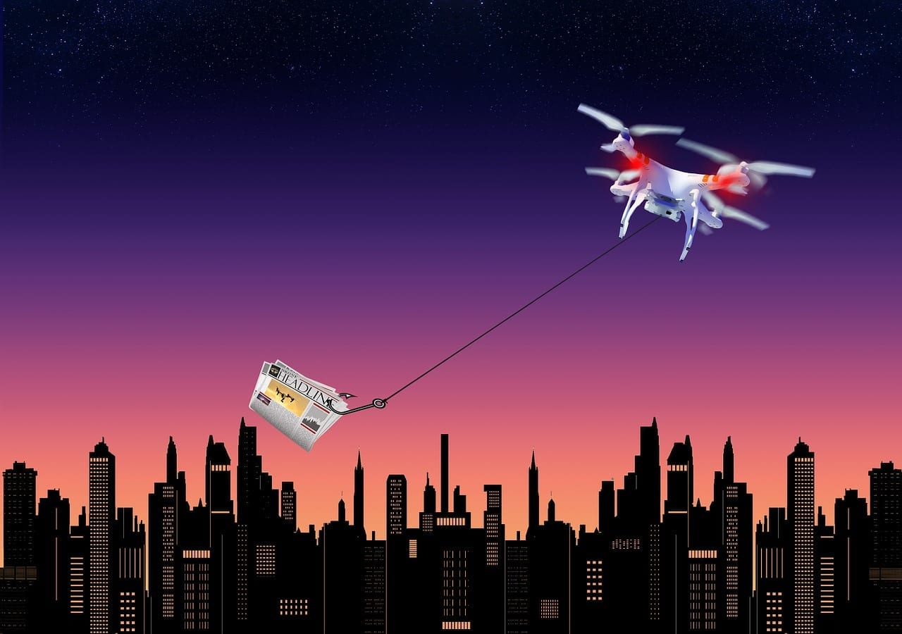 Drone Delivery Featured Image