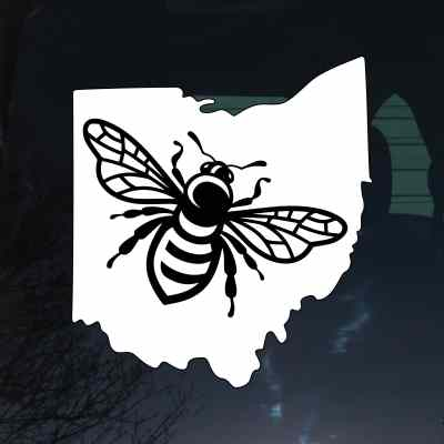 States with Honeybees