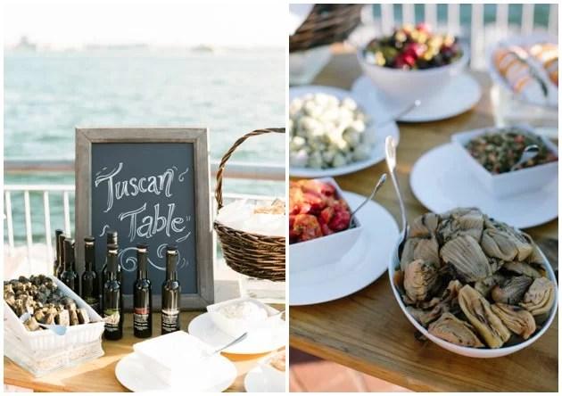 Personalized Wedding Menu | 2016 Wedding Trends