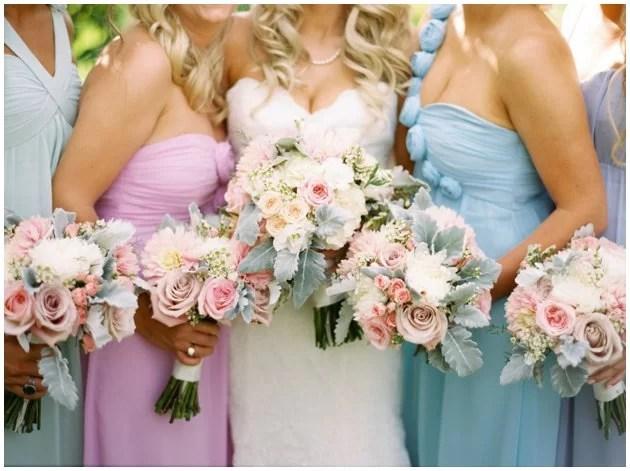 Rose Quartz and Serenity | 2016 Wedding Trends