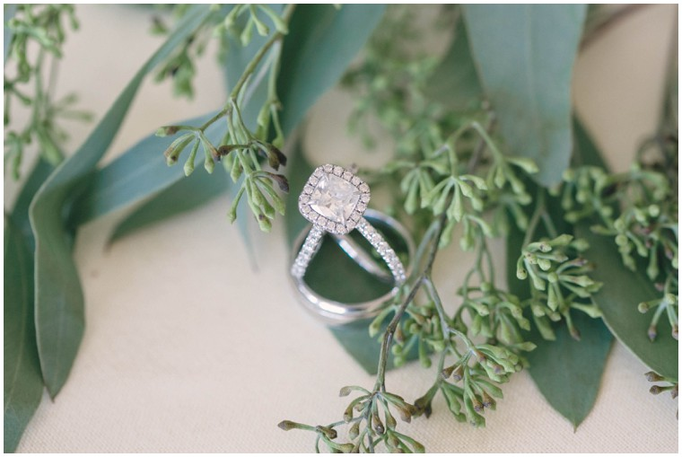 solitaire halo diamond engagement ring
