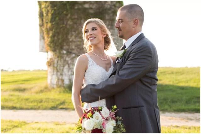 lovely diy details fill this romantic ocean city wedding