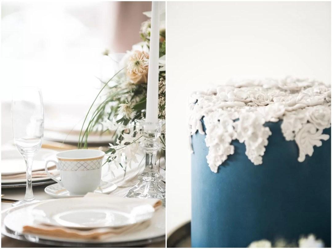 Steve Konopelski Wedding Styleshoot Details  | 5 Things to Consider When Choosing Your Wedding Cake Designer  | My Eastern Shore Wedding | Chef Steve Konopelski