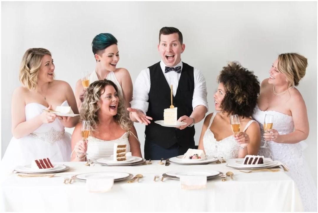 5 Things to Consider When Choosing Your Wedding Cake Designer | Bridal Feature Image | My Eastern Shore Wedding | Chef Steve Konopelski