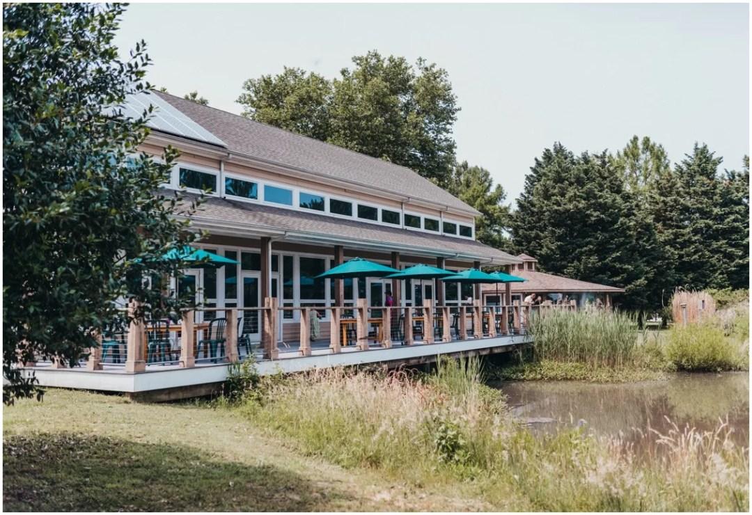 Wedding venue, Chesapeake Bay Environmental Center. | My Eastern Shore Wedding |
