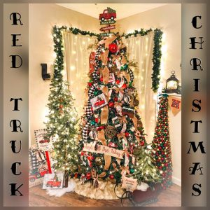 Read more about the article Red Truck Christmas Tree