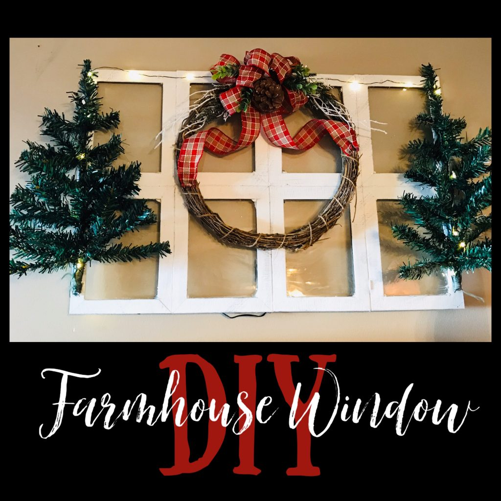 Read more about the article DIY Farmhouse Window using Frames!