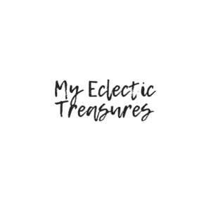 my eclectic treasures logo transparent