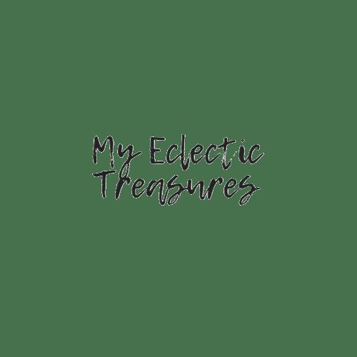 my eclectic treasures logo transparent