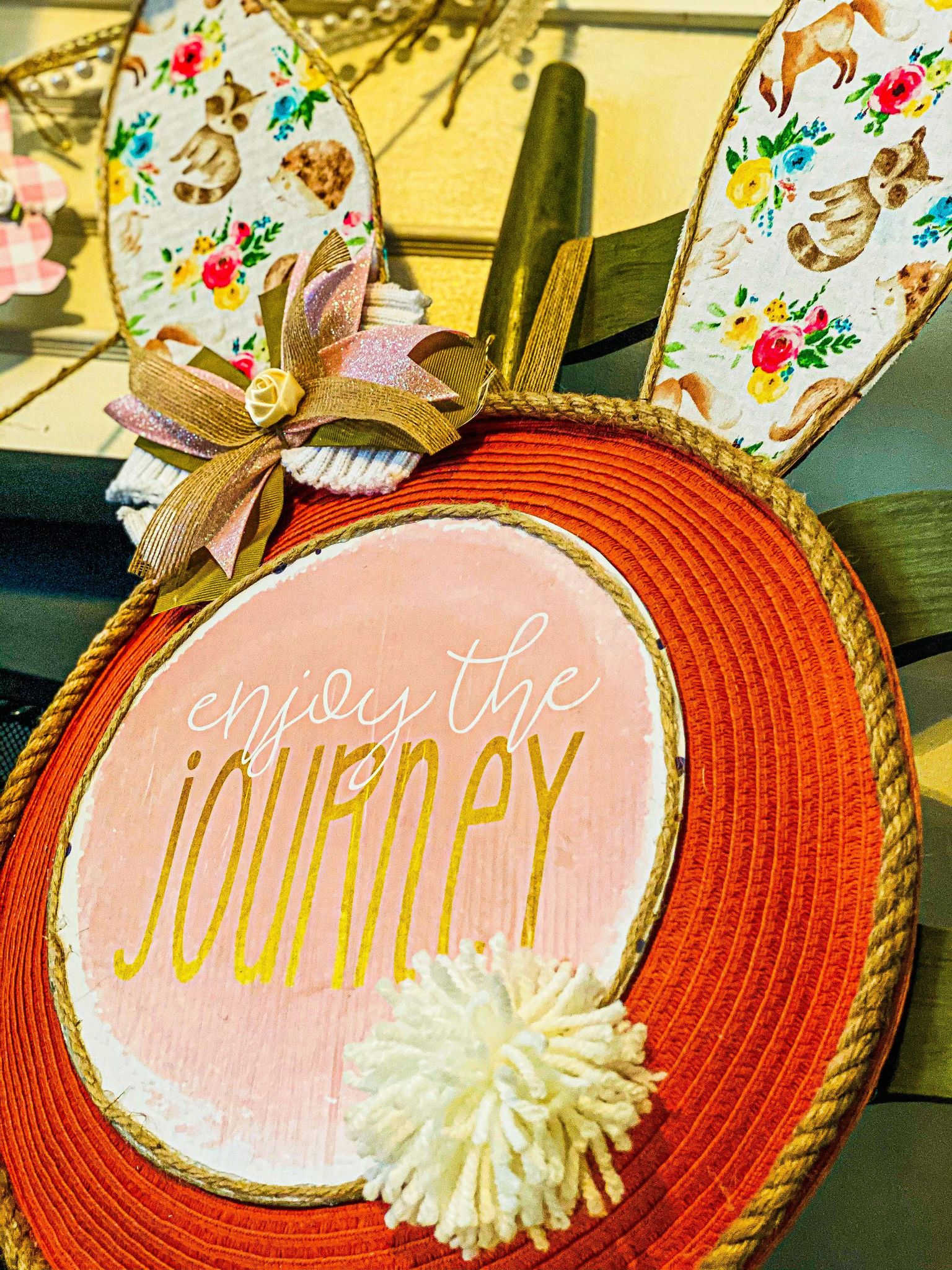 Read more about the article How to Create a Unique Placemat Bunny