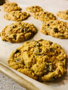 Read more about the article No Flour Chocolate Chip Cookie Recipe