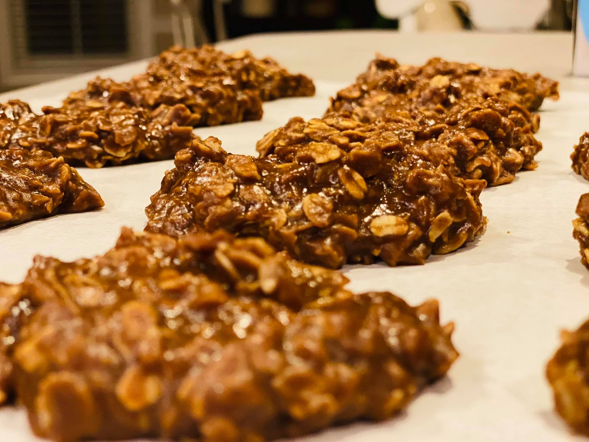 Read more about the article The Best No-Bake Cookie Around!
