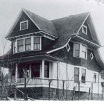 The Palmer House in the 1890s.