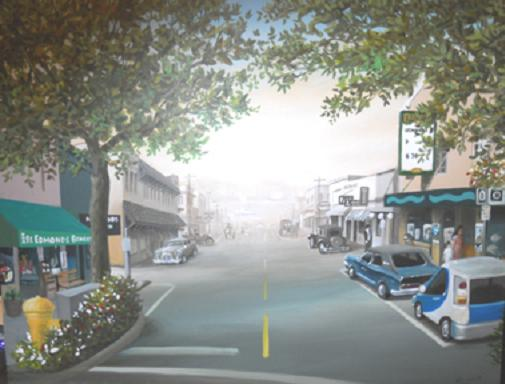 Edmonds mural society unveils summer 2013 offerings my for Edmonds mural society
