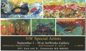 Nw SPECIAL artists