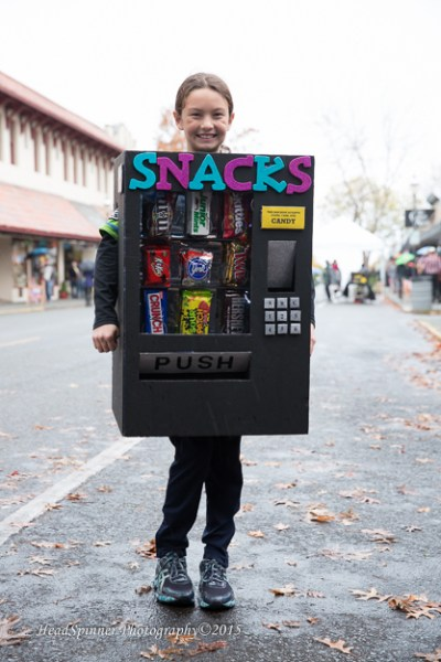 7-12 co-winner:  Taylor O'Brien, snack machine