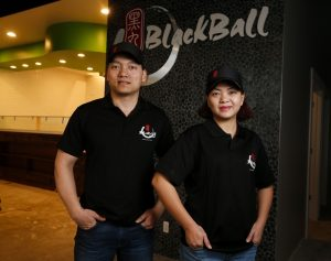 Black Ball employees.