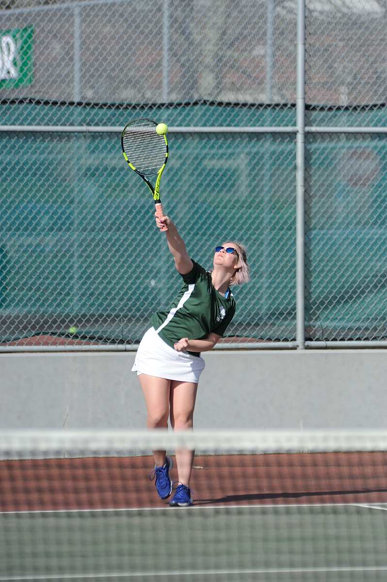 Prep Girls Tennis Warriors Down Shorecrest 5 2 My