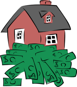 House down payment graphic
